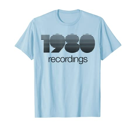1980 Recordings Official Merchandise